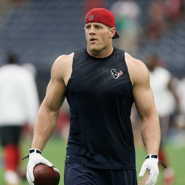 The Real-Life Diet of J.J. Watt, Who Is Always Eating | GQ