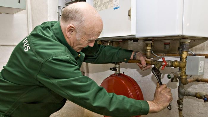 How do you go about converting from oil to gas heat? #converting #from #oil #to #gas #heat http://vermont.remmont.com/how-do-you-go-about-converting-from-oil-to-gas-heat-converting-from-oil-to-gas-heat/  # How do you go about converting from oil to gas heat? Quick Answer The first step in converting from oil heat to natural gas is to find out if gas service is available where you live by contacting the closest gas company in your region. If gas service is available, decide if switching to…