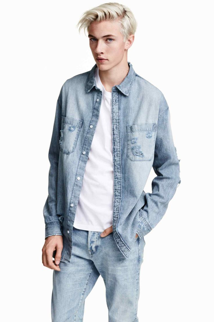 Lucky Blue for H&M