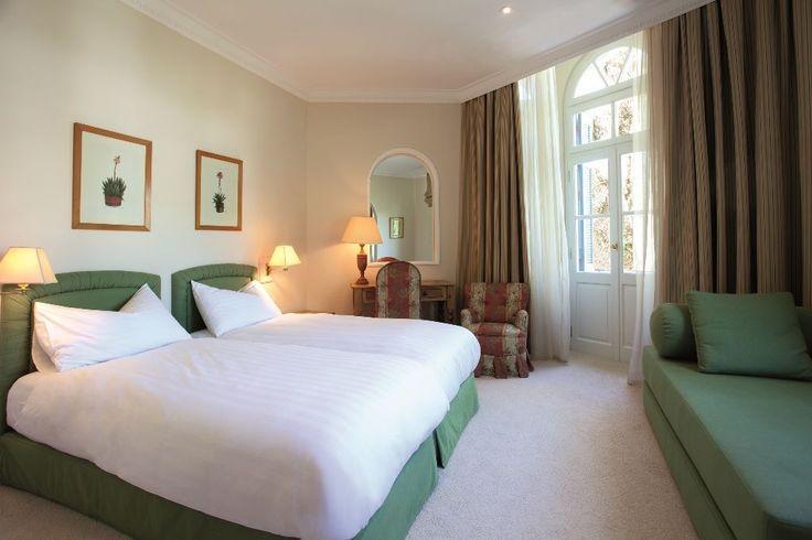 Discover the Botanic Gardens Superior Suite at Kefalari Suites!