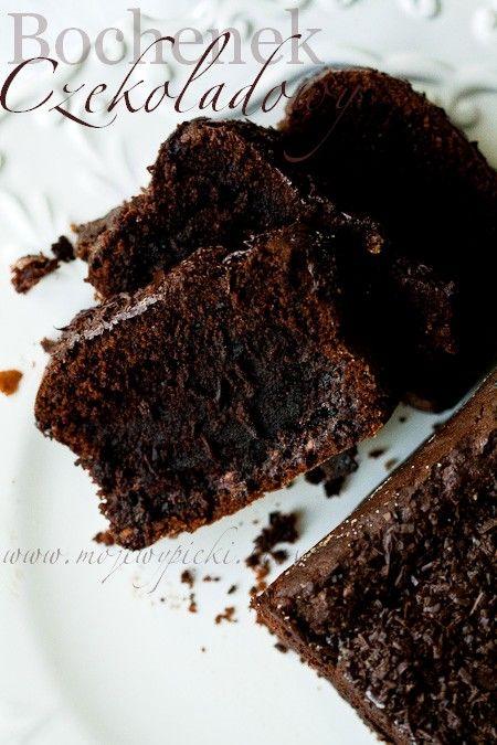 Ciasto czekoladowe (chocolate loaf cake)