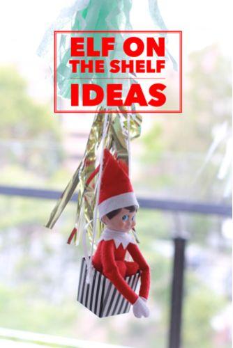The Wild Cactus | Elf on the Shelf Ideas