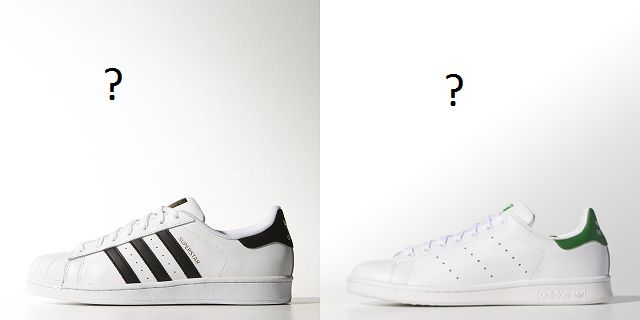Which Adidas will I choose