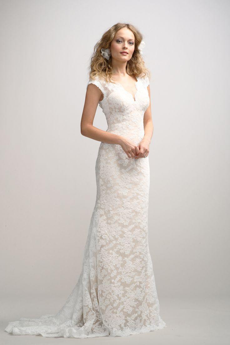 79 best Wedding dresses images on Pinterest | Long prom dresses ...