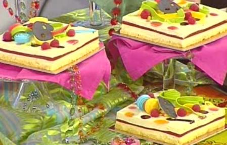 Torta arlecchino - Sal De Riso