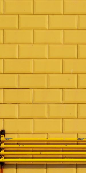 Yellow wall. #Design #Creative $Photography #Yellow