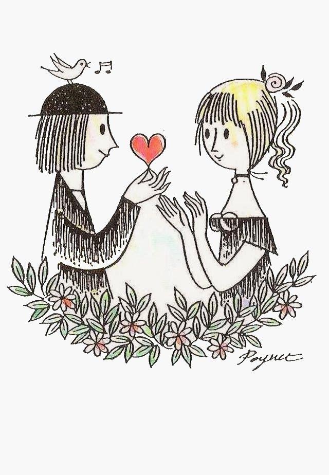 Amoureux de Peynet