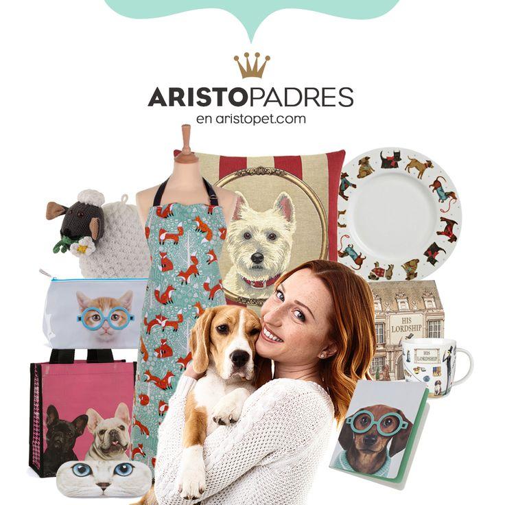 En ARISTOSHOP tenemos una sección exclusiva para ti que eres un amante de las mascotas. Gastronomía, decoración y accesorios son solo algunas de las categorías que encontrarás en la sección de ARISTOPADRES. Y si introduces el código promocional ARISTOPADRE en la bolsa de compra obtendrás -5€ de descuento en cualquier producto de la sección ARISTOPADRES.  ➡️️ Visítanos en ARISTOPET.COM/ARISTOSHOP