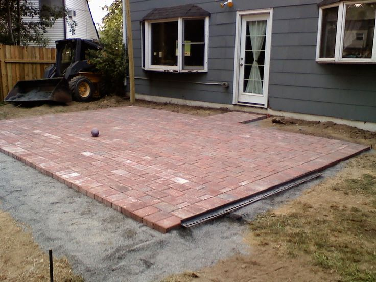 Pin by calindy stringer on for the home pinterest Simple paving ideas