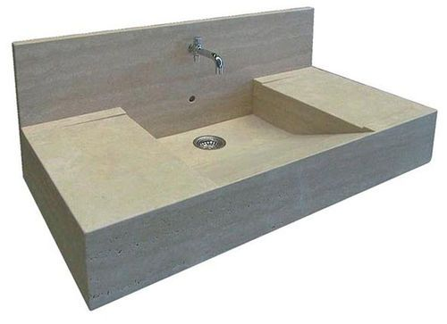 Natural Stone Kitchen Sinks : Stone kitchen, Natural stones and Kitchen sinks on Pinterest