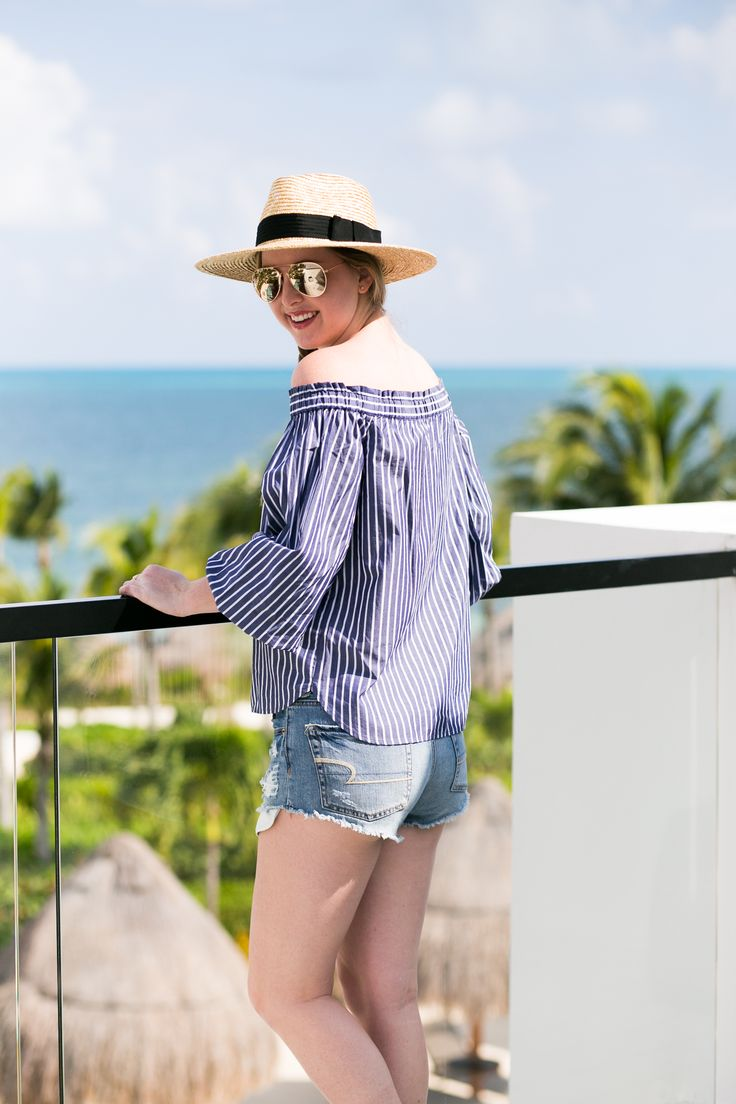 Miami Blogger | Outfit Inspiration | Finest Playa Mujeres Resort by Excellence | Cancun Mexico Vacation | All Inclusive | Weekend Getaway | Wanderlust