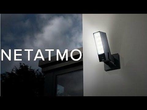 Netatmo Presence | Smart Outdoor Security Camera with App