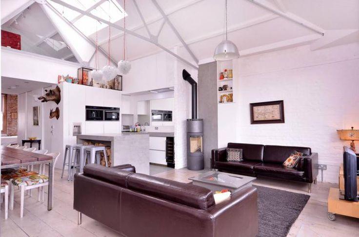 London Apartments: Framery Loft