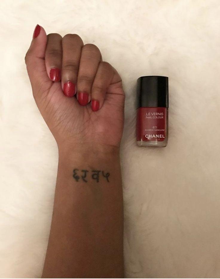 Autumn Red ❤️ #671