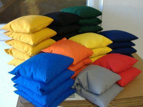 How to Make Cornhole Bags                                                                                                                                                                                 More