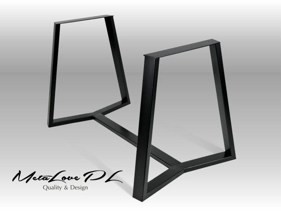 """28"""" YAKI 80.40  Table Base, Height 26"""" - 32"""" Custom Sizes Available"""