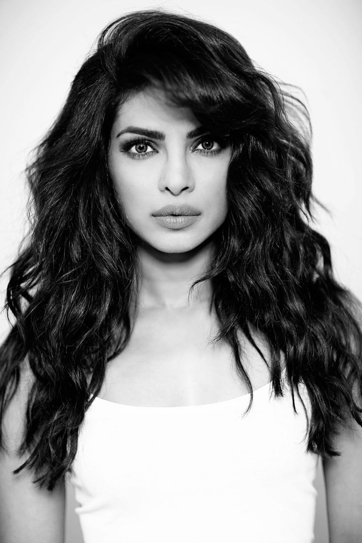 8 Outtakes From Our Afternoon with Priyanka Chopra