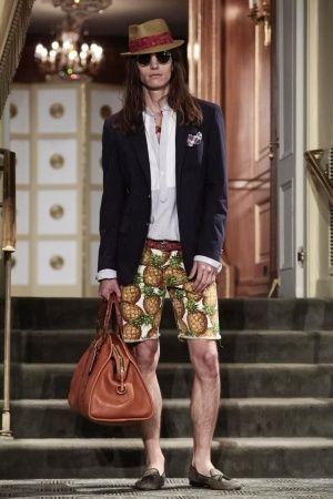 Michael Bastian Spring Summer Menswear 2014 New York
