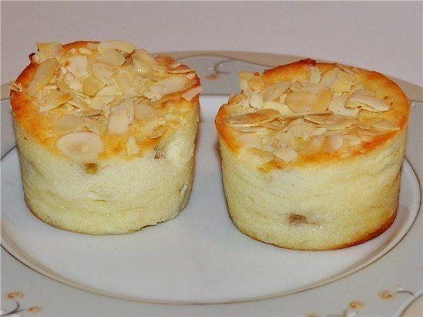Низкокалорийные яблочные десерты