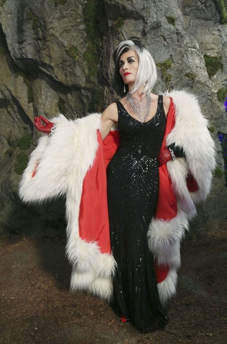 Cruella Deville Costume Party City