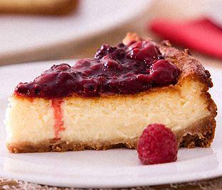 Se você gosta de chocolate branco, não pode deixar de experimentar esse cheesecake. Aproveita, e convida uns amigos também!