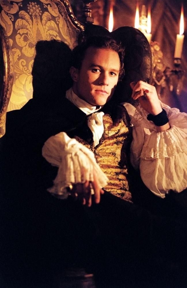 CASANOVA, Heath Ledger, 2005 | Essential Film Stars, Heath Ledger http://gay-themed-films.com/essential-film-stars-heath-ledger/