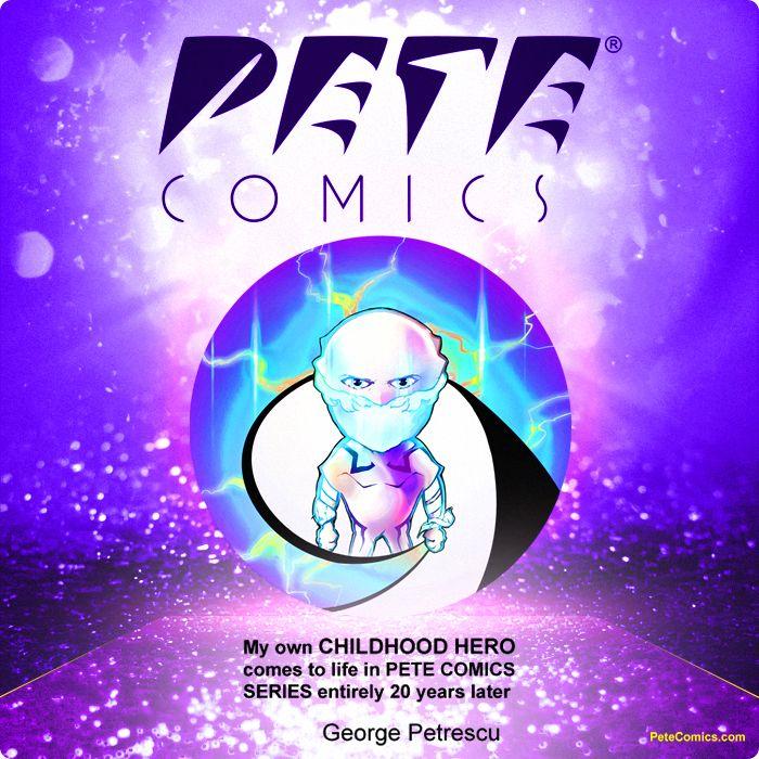 PETE COMICS - Comic Collection 2013 - 2015