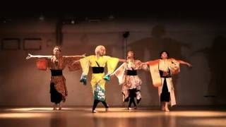 和楽・千本櫻 Senbon Sakura Mirror Dance - YouTube
