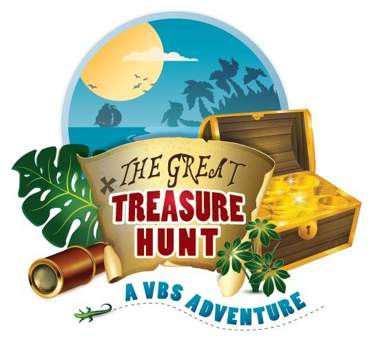 """Do-it-Yourself VBS Program: """"The Great Treasure Hunt"""""""