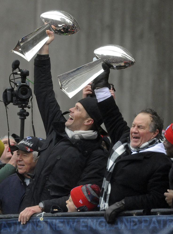 Guregian: With Tom Brady and Bill Belichick as constants, the Patriots are on verge of Dynasty II