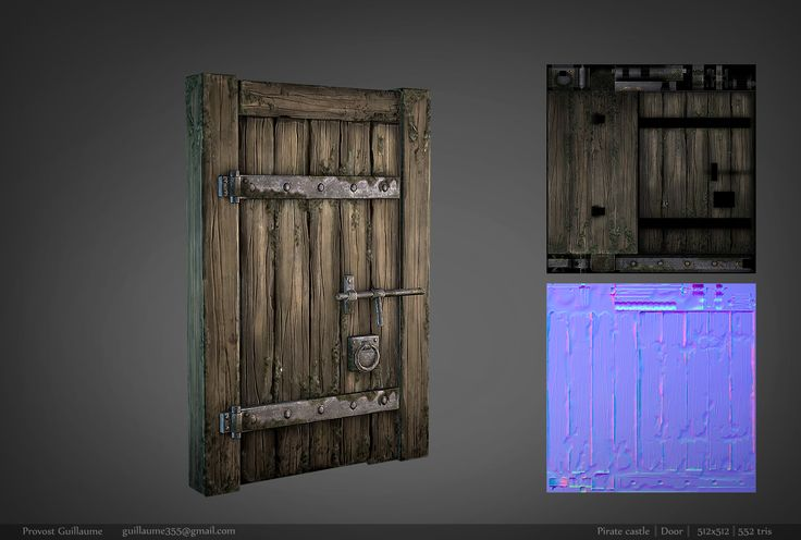 door asset game