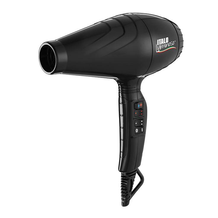 BaByliss Pro Italo Luminoso Hair Dryer