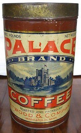 Palace Brand Coffee