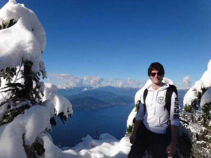 trekking st marks summit