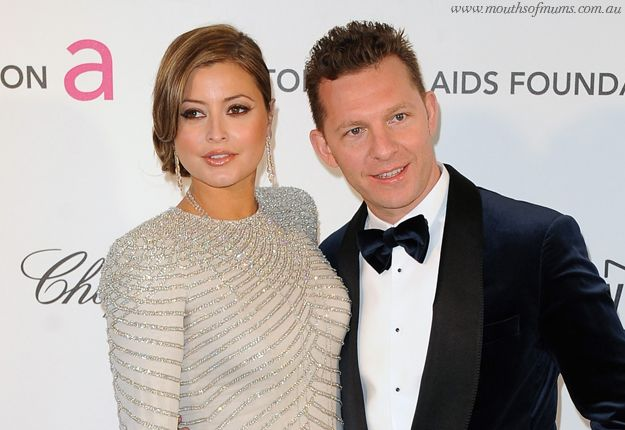 Holly Valance and her property-developer husband, Nick Candy.. read article