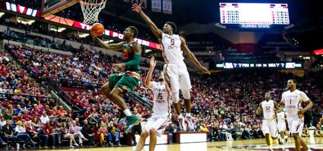 Miami (FL) Hurricanes vs. Notre Dame Fighting Irish Predictions, Picks, Odds and NCAA Basketball Betting Preview – March 2, 2016