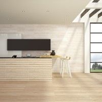 Lake Natural Matt Glazed Ceramic Wall Tile 333x1000mm