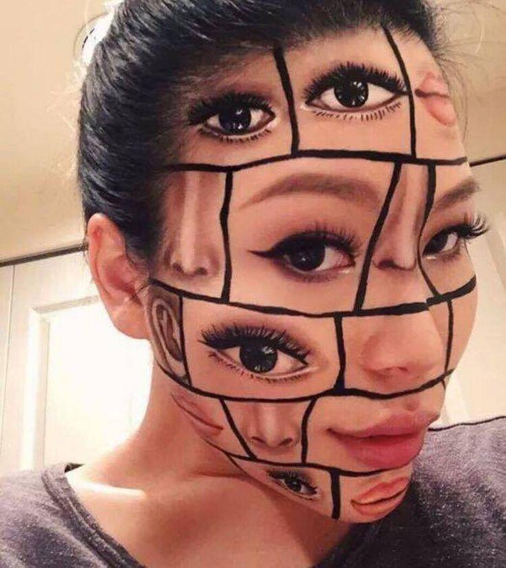 So weird!!