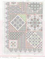 Gallery.ru / Фото #42 - Cross-Stitch and Needlework 2015-03 - tymannost