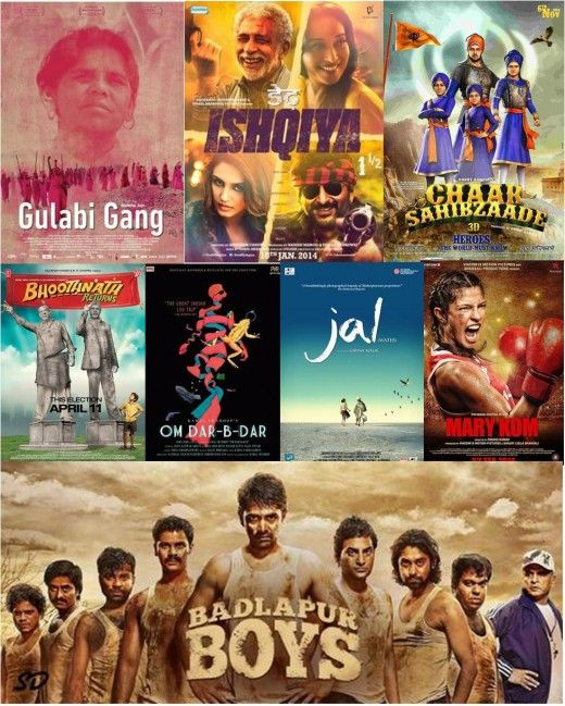 Special Hindi Films of 2014