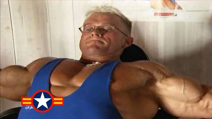 Lee Priest Chest Amp Shoulders Workout For 2002 Mr Olympia