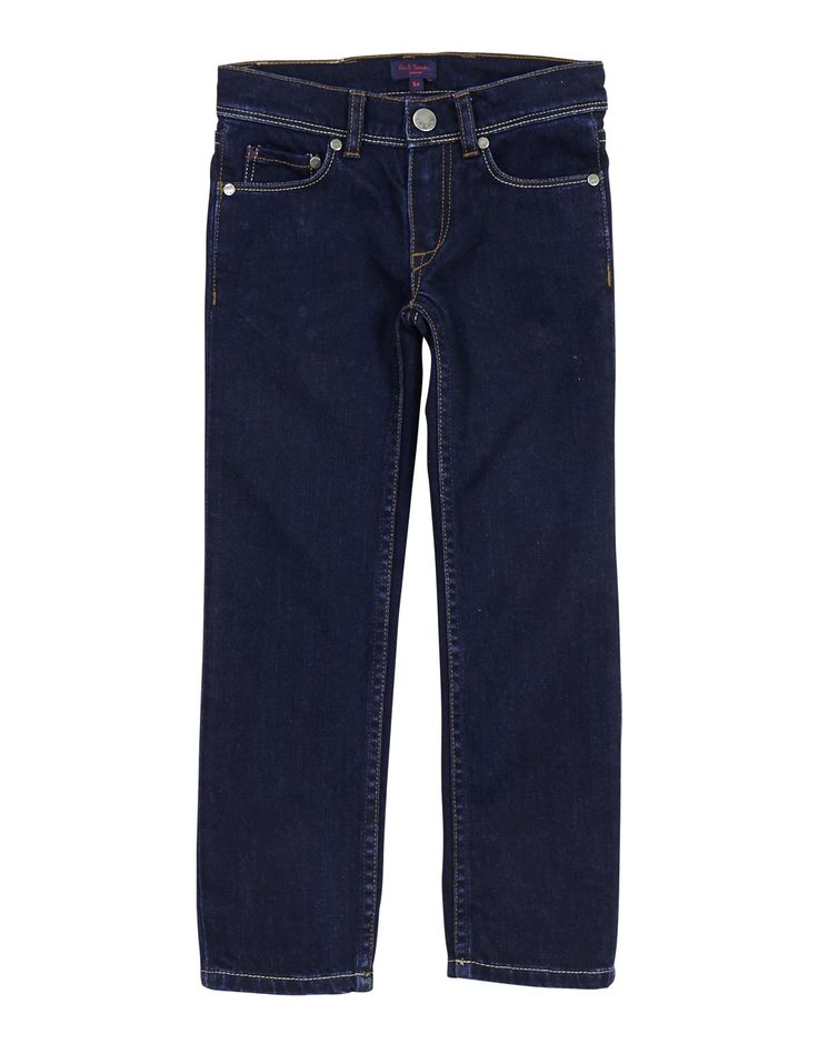 PAUL SMITH JUNIOR  Boys Dark Denim Classic Jeans  from €85,00  now €42,50