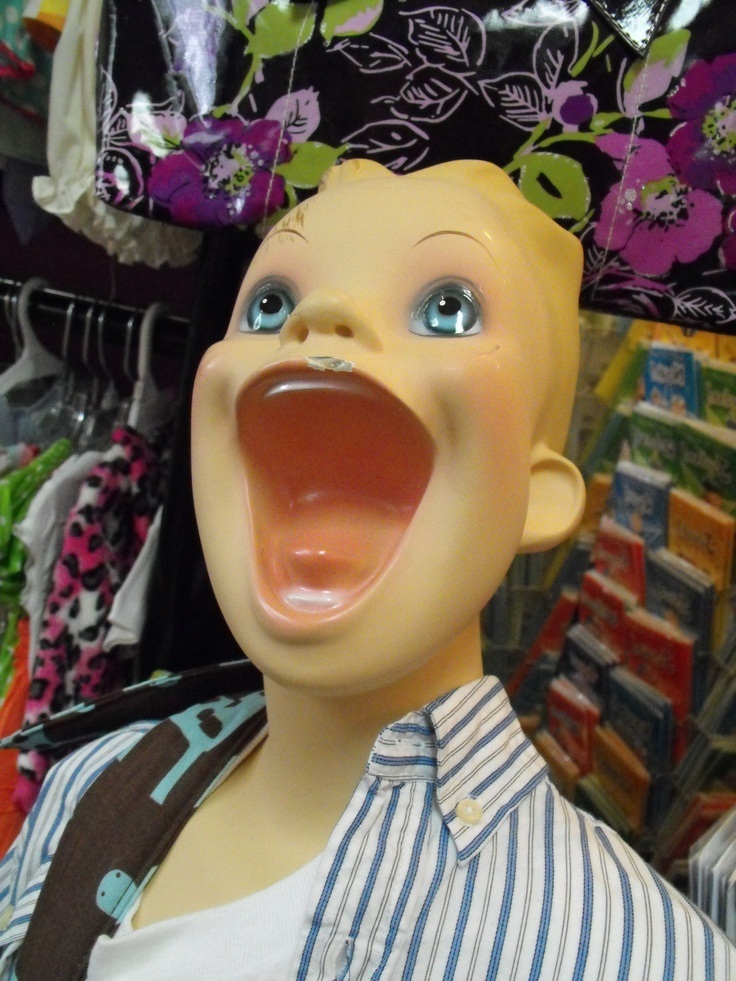 Best Creepy Mannequins Images On Pinterest Weird Clothes And - These 20 creepy mannequins are the stuff nightmares are made of