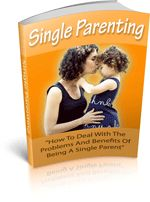 Single Parent - Being a parent is challenging to say the least, being a single parent is doubly so! This ebook will give you many tips and tricks to help you and your children have a happy life together.