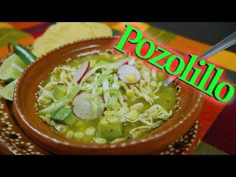 Pozole Verde de Elote estilo Michoacan  Receta facil