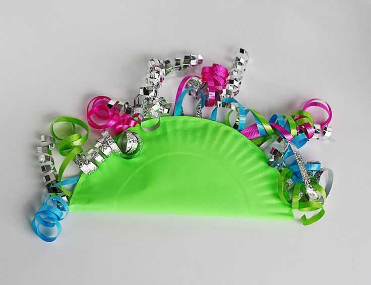 colorful noise makers for New Years and many other ideas for New Years for kids