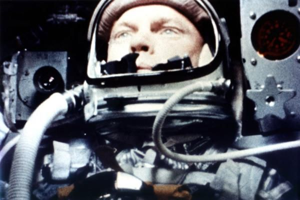 By United Press International On Feb. 20, 1962, astronaut John Glenn became the first American to orbit Earth. He landed safely after three…