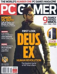 Image result for pc gamer magazine