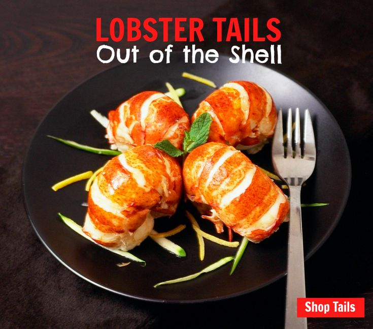 No lobster tails compare to cold-water Maine sweet, tender meat lobster tails from the icy waters of the North Atlantic [Lobster Recipes, Lobster, Fresh Seafood, Lobster Tail] lobsteranywhere.com Live Maine lobster delivery direct from LobsterAnywhere. New England's mail order premium seafood company online since 1999 with ocean fresh and frozen lobster on sale for your business or special event. Guaranteed overnight shipping anywhere in USA. Orders guaranteed. #Lobster #Recipe #Seafood