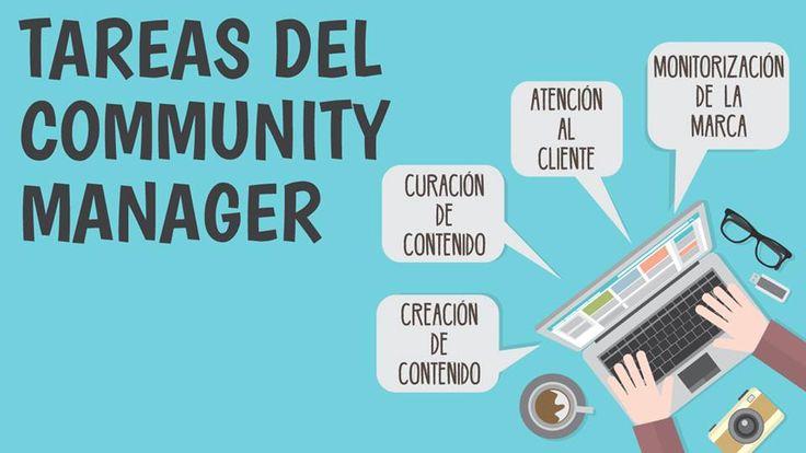 El Community Manager es el profesional responsable de construir, gestionar y administrar la comunidad online alrededor de una marca en Internet, creando y manteniendo relaciones estables y duraderas con sus clientes, sus fans y, en general, cualquier usuario interesado en la marca. #CommunityManager #PaferGlez #pafer #marca